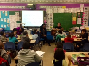Career Day at P.S. 161