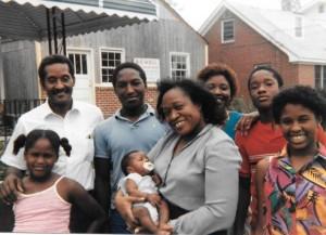 Family in Virginia